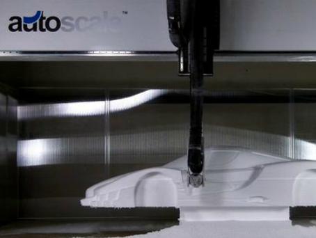 Autoscale CNC